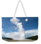 Rising Steam Weekender Tote Bag