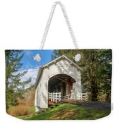 Ritner Creek Covered Bridge 0739 Weekender Tote Bag