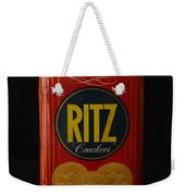 Ritz Crackers Weekender Tote Bag
