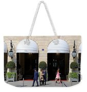 Ritz Hotel Paris Weekender Tote Bag