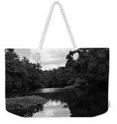 River And Clouds 2 Weekender Tote Bag
