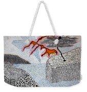 River And Water Weekender Tote Bag