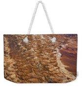 River Bed Weekender Tote Bag