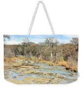 River Bottom Weekender Tote Bag