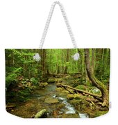 River Crossing On The Maryland Appalachian Trail Weekender Tote Bag