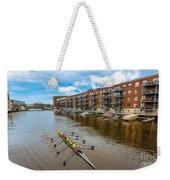 River Cruis'n Weekender Tote Bag