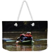 River Float Weekender Tote Bag