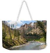 River In Shoshone Weekender Tote Bag