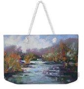 River Jewels Weekender Tote Bag