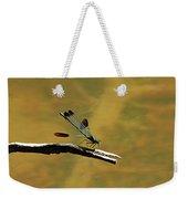 River Jewelwing Weekender Tote Bag