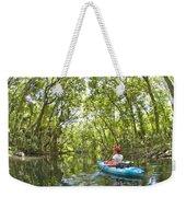 River Kayak Weekender Tote Bag