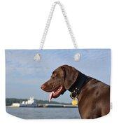 River Life Weekender Tote Bag
