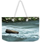 River Motion Weekender Tote Bag