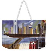 River Of Babylon  Weekender Tote Bag