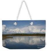 River Of Clouds Weekender Tote Bag