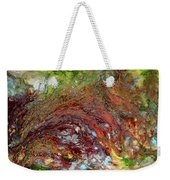 River Of Color Weekender Tote Bag