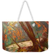 River Of Energy Weekender Tote Bag