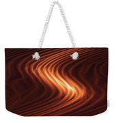 River Of Fire Weekender Tote Bag