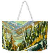 River Of Life Weekender Tote Bag