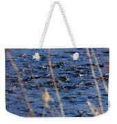 River Ripples Weekender Tote Bag