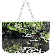 River Shallows Weekender Tote Bag