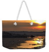 River To The Sun 2 Weekender Tote Bag