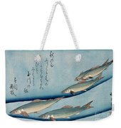 River Trout Weekender Tote Bag