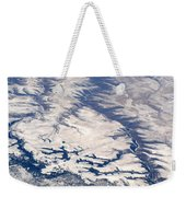 River Valley Aerial Weekender Tote Bag