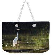 River Wader Weekender Tote Bag