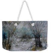 River Watercolor 711082 Weekender Tote Bag