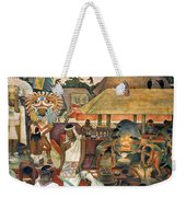 Rivera: Pre-columbian Life Weekender Tote Bag
