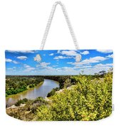 Riverbend Weekender Tote Bag