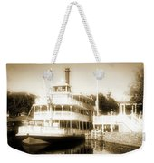 Riverboat, Liberty Square, Walt Disney World Weekender Tote Bag