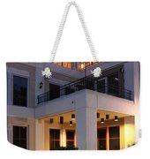 Riverfront Architecture Weekender Tote Bag