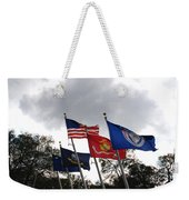 Riverfront Park In Charleston Sc Weekender Tote Bag