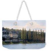 Riverside Idyll Weekender Tote Bag