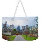 Riverwalk - Philadelphia Weekender Tote Bag