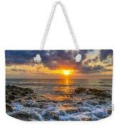 Riviera Beach Sunrise  Weekender Tote Bag