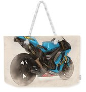 Rizla Suzuki Gsv - R Weekender Tote Bag