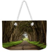 Road From The Station Weekender Tote Bag