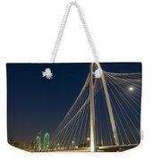 Road Into The City Weekender Tote Bag