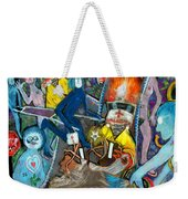 Road Kill Revisited Weekender Tote Bag
