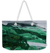 Road Leading To Hearst Castle Weekender Tote Bag