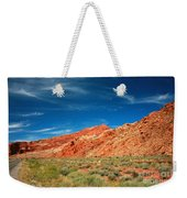 Road To Arches National Park Weekender Tote Bag