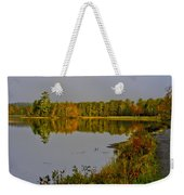 Road To Beauty Weekender Tote Bag
