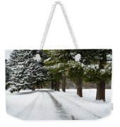 Road To Bishop's House Weekender Tote Bag