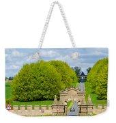 Road To Burghley House-vertical Weekender Tote Bag