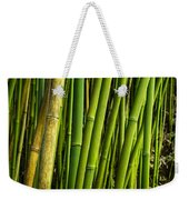 Road To Hana Bamboo Panorama - Maui Hawaii Weekender Tote Bag