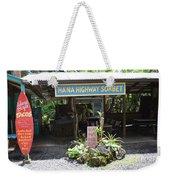 Road To Hana Weekender Tote Bag