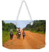 Road To Home Weekender Tote Bag
